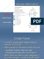 1.3 Crystal Faces and Miller Indices