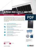 Hanwha q Cells Data Sheet Qpeak Duo L-g5.2 380-395 2018-04 Rev04 Au