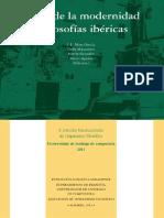 Crisis Modernidad 2013