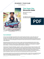 That Sugar Film Discussion Guide