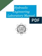 Hydraulic Lab Manual