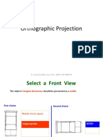 Orthographic Projections PPT