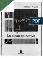 la clase colectiva de trompeta