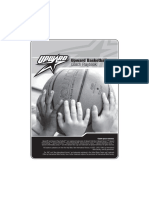 2009-2010 Upward Basketball CoachPlaybook