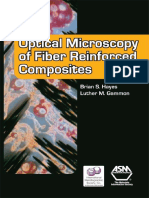 Brian S. Hayes and Luther M. Gammon - Optical Microscopy of Fiber Reinforced Composites (2010, ASM International)