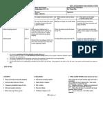 PA.21 Risk Assessment