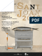 Cartell Sant Joan 2019