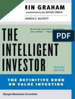 The Intelligent Investor  {S-B}™