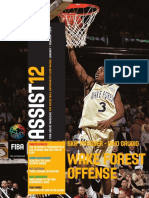 FIBA ASSIST MAGAZINE No12