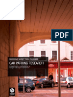 Market Towns Car Parking Research 2007
