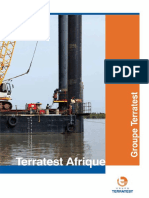 Brochure Terratest Africa French 2018