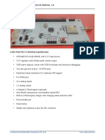 Ethicstech LoRa Kit M2M Specification 3.0