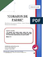 2018 Mes 06 Dia 17 - e. Celulas - Corazon de Padre - Pra. Lilian Quiñones