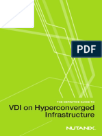 eBook Vdi Hyperconverged Infrastructure
