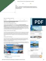 How to Do Tilicho Lake Trek - My Holiday Nepal Travel Blog