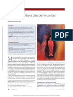 Posttraumatic Stress Disorder in Combat Veterans.4