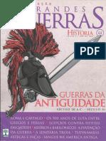 Aventuras Na História - Grandes Guerras Vol.03 - Guerras Da Antiguidade