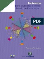 Pernambuco (2012) - Parâmetros Para a Educação Básica Em Pernambuco