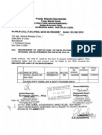 Enhancement of Limit of Fund_rag Rag Me Ganga Etc - Dd Stations - 2019-20-5308000