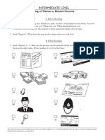 Ring Thieves Worksheet