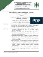 6.1.5.1,SK PENDOKUMENTASIAN KEGIATAN PERBAIKAN KINERJA.doc