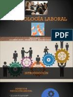 Psicologia Laboral Final