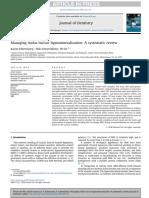 Manejo de Hipomineralizacion Insicivo Molar