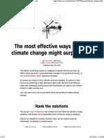 cnn quiz climate change