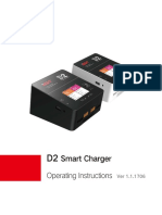 ISDT D2 Charger User Manual
