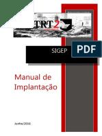 Manual de Implantação do Sistema
