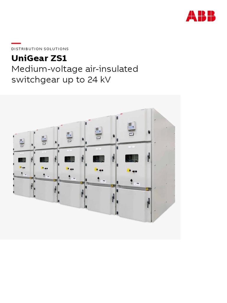 ABB Unigear | Insulator (Electricity) | Switch
