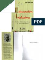 Educación Inclusiva - Tomé
