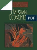 Marxian Economics-Palgrave Macmillan UK