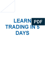 Learn Trading in 5 Days