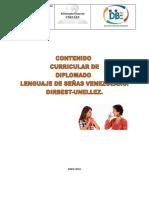 Lenguaje de Señas Venezolanas Andreina