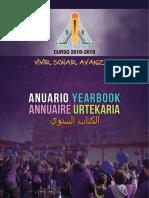 Anuario IESO Castejón Curso 2018-2019