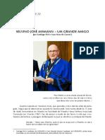 Selvino Assmann - Um Grande Amigo - Santiago - Ivan