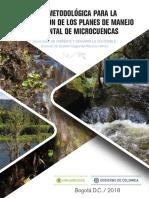 Guía Metodológica Formulación Pma Microcuencas