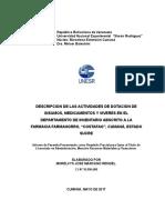 Análisis de Los Procedimientos Administrativos Para La Adquisición de Bienes y o Servicios en Departamento de Administra-1