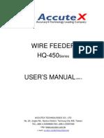 Accutex Hq-450_series User's Manual_eng