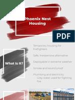 phoenix nest housing pen