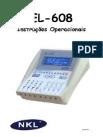 Manual EL608Novo 36