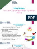 DIAPOSITIVAS Programa de Tutoría
