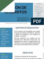 Gestion de Requisitos (1)