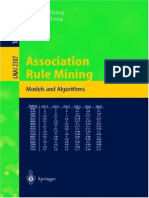 Association Rule Mining_ Models and Algorithms [Zhang & Zhang 2002-05-28]