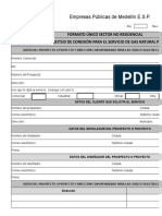 Formato único Sector No Residencial-BSC-ATC-RTP-FR-26