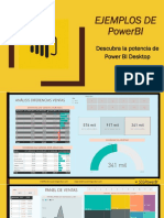 Ejemplos de Power BI