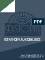 Presentacion Final Distopia