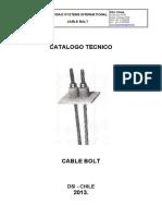 Cable Bolt DSI