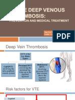 Acute Deep Venous Thrombosis